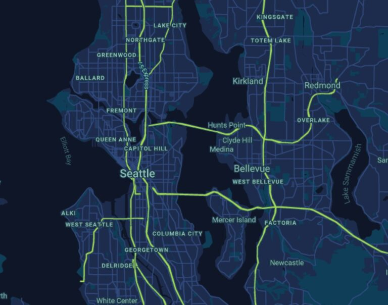 Delivering to your Office in the Heart of Puget Sound