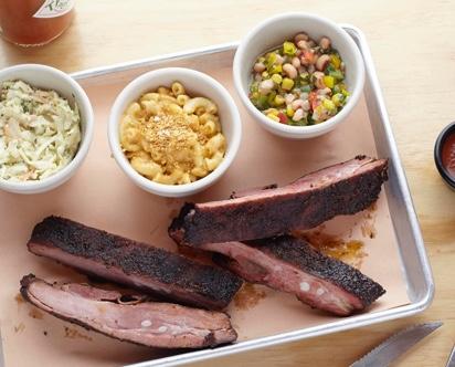 Texas BBQ Plates